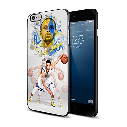 Stephen Curry Hot For iPhone 6 Plus/6s Plus Black Case