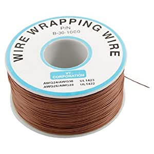 Water Amp Wood Brown Pvc Coated Tin Plated Copper Cable