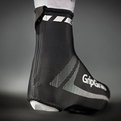 Cubrezapatillas GripGrab RaceAero negro 2016 negro