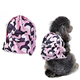 Zero Dog Backpack Outdoor Hiking Pack For Small Dogs Adjustable Dog For Walking,Pink,S