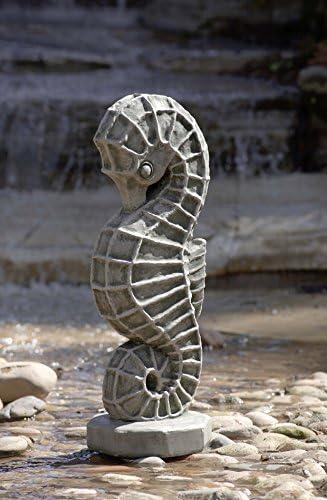 Campania International A-300-VE Seahorse Statue