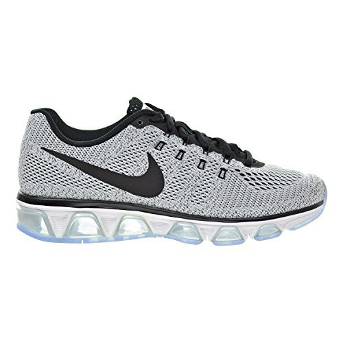 newest b24c7 24d95 Nike Air Max Tailwind 8 Men s Shoes White Black 805941-101 (8 ...