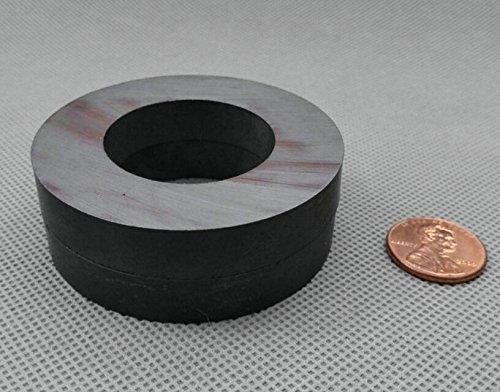 AOMAG Ferrite Magnet Ring OD60 x ID32 x 10mm 2.4