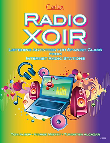 Radio Xoir Book with CD