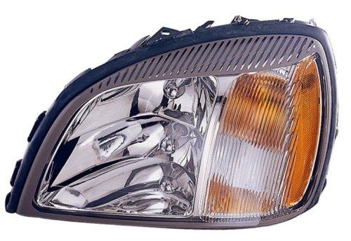 Cadillac Deville Aftermarket (Cadillac Deville 2003-2003 Headlight Left (Driver Side))