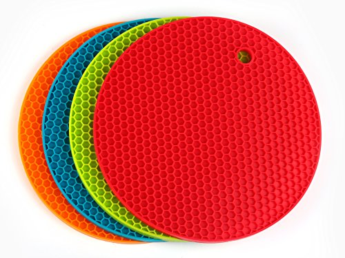 Silicone Flexible Non slip Resistant Placemat product image