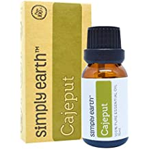 Cajeput Essential Oil, 100% Pure Therapeutic Grade - 15 ml by Simply Earth