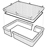 Canplas 3935AX6 35-50 GPM GI 6in Extension Riser Kit