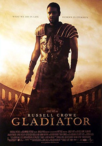 Gladiator - Movie Poster: Regular (Size: 27'' x 39'') (By POSTER STOP ONLINE)