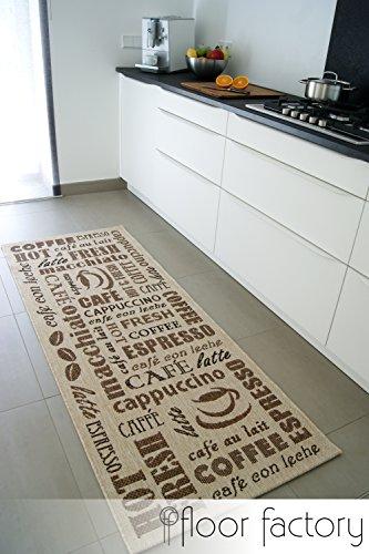 tapis cuisine design 55 rideaux de cuisine et stores pour habiller les fentres de faon. Black Bedroom Furniture Sets. Home Design Ideas