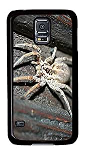 amazing Samsung Galaxy S5 covers Large Spider Animal PC Black Custom Samsung Galaxy S5 Case Cover by runtopwell