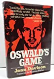 Oswald's Game, Jean Davison, 0393017648