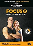 Mark Lauren DVD Set | Focus 15 | The Ultimate Workout 3 DVD Set