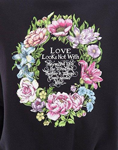 Alexander Mcqueen Femme 507094QKZ120905 Noir Coton Pullover