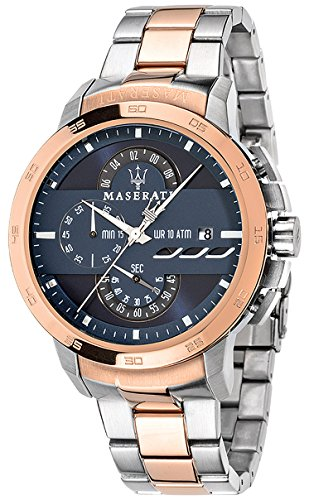 MASERATI INGEGNO Men's watches R8873619002