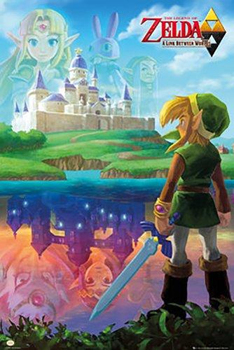 Poster Service Nintendo Zelda Link