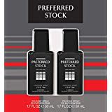 PREFERRED STOCK by Coty Gift Set for MEN: COLOGNE SPRAY 1.7 OZ (TWO PIECES)