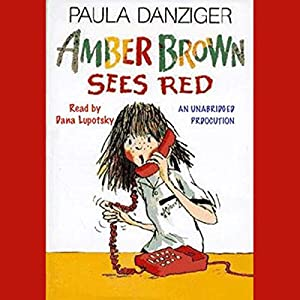 Amber Brown Sees Red Audiobook