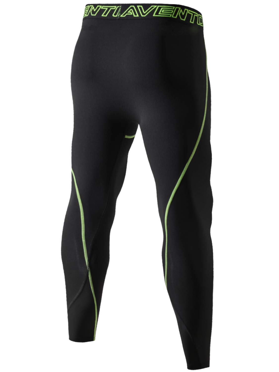 3dad3df3f5cbe3 Amazon.com : Lavento Men's Compression Pants Cool Dry Workout Tights :  Clothing