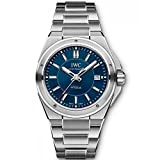 "IWC Ingenieur ""Laureus Sport For Good Foundation"" Automatic Mens Watch IW323909"