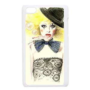 S-ADFG Phone Case Clown,Customized Case For Ipod Touch 4