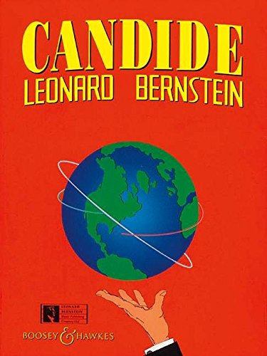 Candide: Scottish Opera Version Vocal Score by Leonard Bernstein Music Publishing Co.