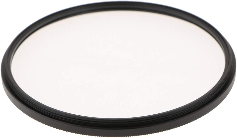 40.5mm White Camera Lens Star Filter Special Effect 6-Point for