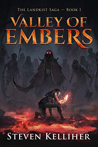 Valley Of Embers by Steven Kelliher ebook deal