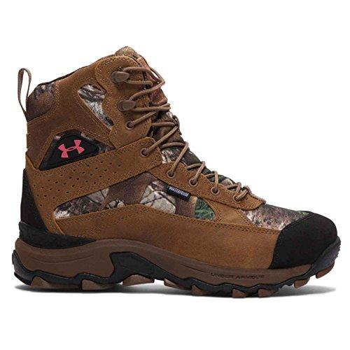 Under Armour UA Speed Freek Bozeman 600 Boot - Women's Realtree Ap-Xtra/Uniform/Perfection 10