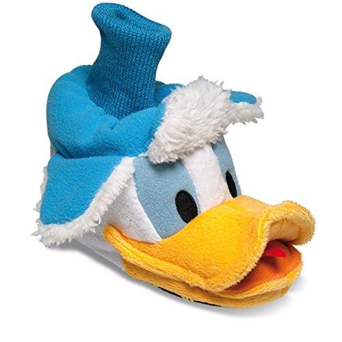 Sams Animaux Chaussons Disney Pantoufles drôle amusantes chaud, Donald Duck DONALD DUCK