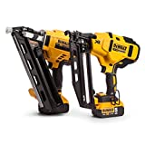 Dewalt DCK264P2 DCK264P2-18V-XR Cordless Li-Ion Brushless Nailer Twin...