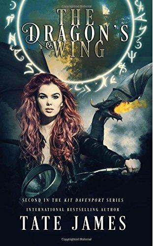 The Dragon's Wing (Kit Davenport) (Volume 2)