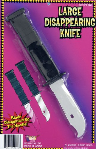 Deluxe Retractable Knife - Deluxe Retractable Knife