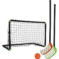 Stiga Sports Unihockeyset Player 60, zwart, standaard