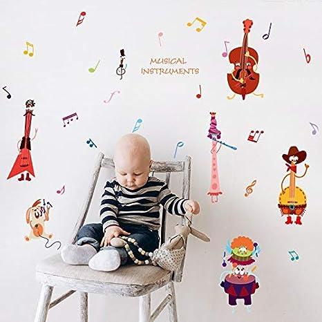 XCSJX Divertido instrumento musical de dibujos animados Conejo ...