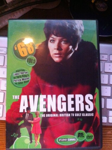 The Avengers '68, Volume 5: The Interrogators /