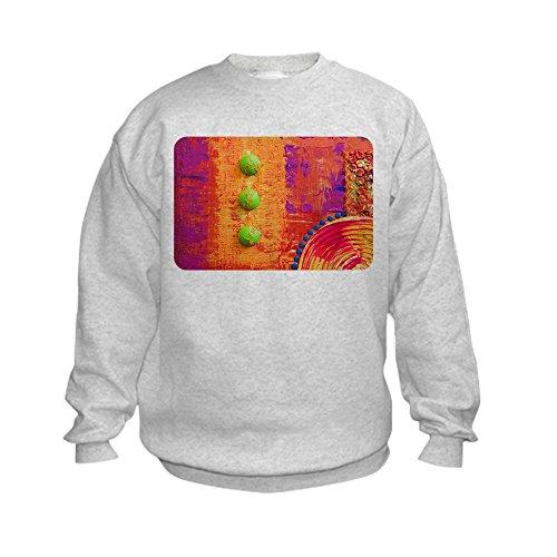 Peace Sign Kids Sweatshirt - 5