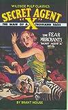 1000 faces of fear - Secret Agent X: The Fear Merchants (Secret Agent 'X': The Man of a Thousand Faces)