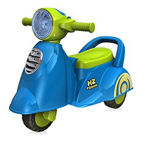 Chipolino ROCTU0151BL Ride on Turbo - Coche infantil, color azul ...