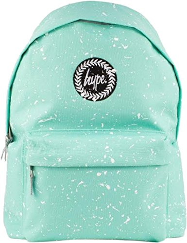 Mochila Hype Speckle Backpack Speckled Mint Green/White