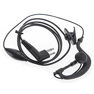 Crazo Auriculares Seguridad Micrófono