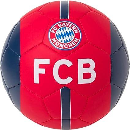 FC Bayern München - Balón, Deutsche Bundesliga, Color Rojo y Azul ...