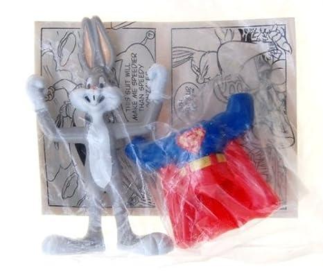 Choose Your Hero Figure McDonalds Super Looney Tunes Figures