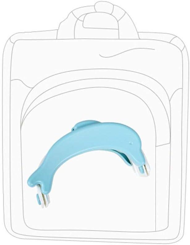 plegable compacto sillas para el hogar orinal port/átil Orinal de viaje para ni/ños peque/ños asiento de inodoro ni/ños peque/ños asiento de entrenamiento para beb/é con 20 bolsas de orinal beb/és