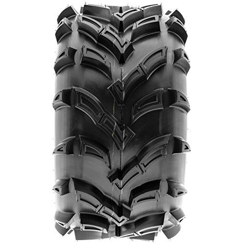 SunF ATV UTV Mud & All Terrain Tires 22x11-9 22x11x9 6 PR A024 (Set pair of 2) by SunF (Image #7)