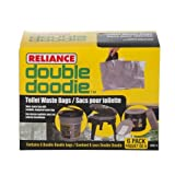 Reliance Products Toilet Waste Bags