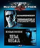 Terminator 2/Total Recall [Blu-ray]