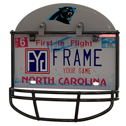 Panthers 3d License Plate - 1