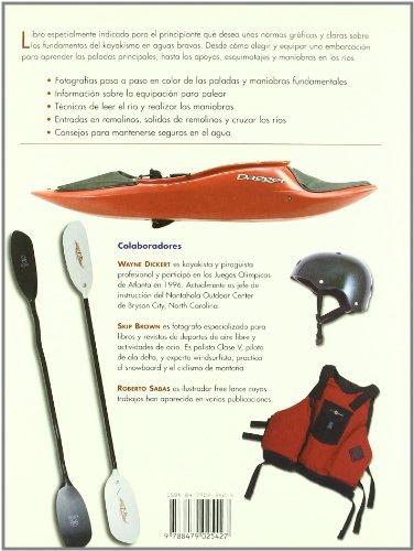 Iniciacion al kayak