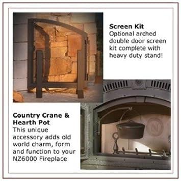Enjoyable Fireplace Flexible Insulated Air Vent Amazon Co Uk Garden Home Remodeling Inspirations Genioncuboardxyz